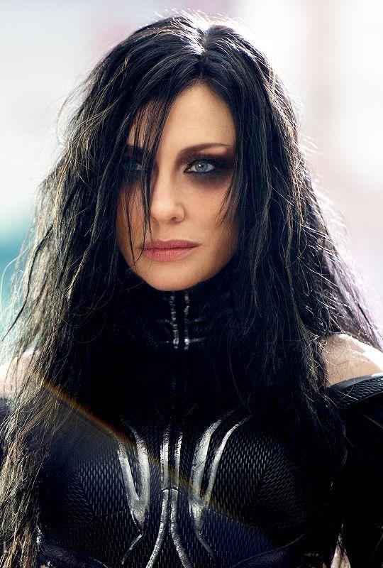 Thor Hela Cate Blanchett